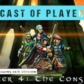 Dungeons & Dragons Cast of Players: Chapter 4 – The Construct