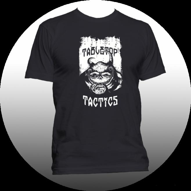 Grotty Tabletop Tactics T-Shirt