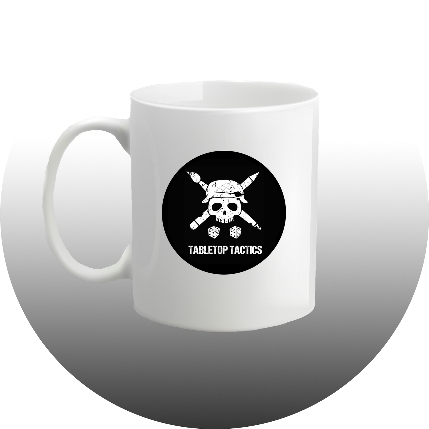 Tabletop Tactics Mugs