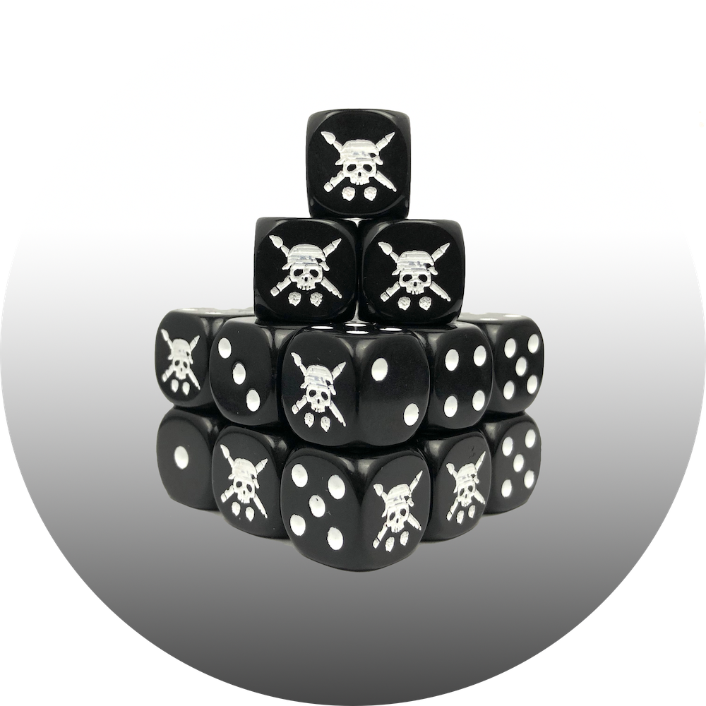 Tabletop Tactics Dice
