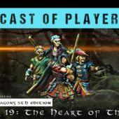Dungeons & Dragons Cast of Players: Chapter 19 – The Heart of The Grove