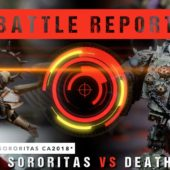"*NEW Chapter Approved"" Warhammer 40k Battle Report: Adepta Sororitas vs Death Guard 2000pts"