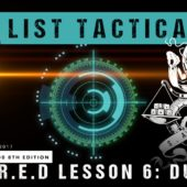 Warhammer 40,000 List Tactica: S.A.C.R.E.D Lesson 6 – Duality