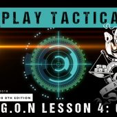 Warhammer 40,000 Play Tactica: D.R.A.G.O.N Lesson 4 – Guard