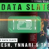 Hobby News Data Slate: Slaanesh, Ynnari & the FAQ?