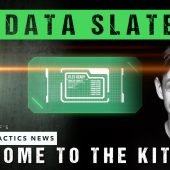 Tabletop Tactics News Data Slate: Welcome To The Kitchen