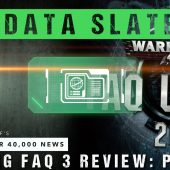 Warhammer 40,000 News Data Slate: The BIG FAQ 3 Review Part 3